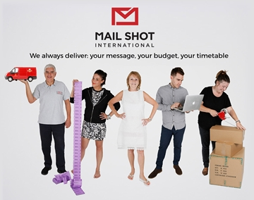 Fully Managed E-Marketing Direct Mail Services