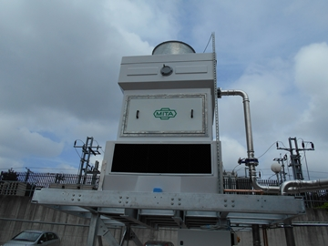 Glassfibre Cooling Towers