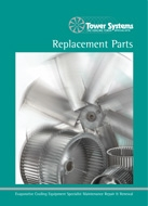 Cooling Tower Replacement Parts
