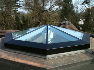 Conical Rooflight