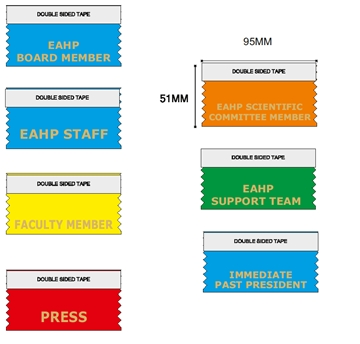 Scientific Committee Ribbons for Meetings and Events