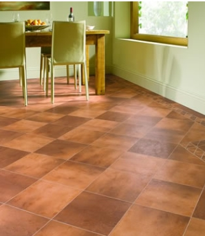 Terracotta Flooring Available In