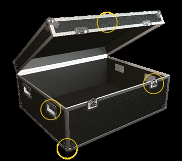 Flightcase Cases Manufacturer and Suppliers