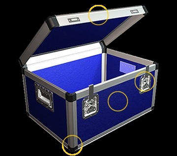Modular Case Manufacturers and Suppliers