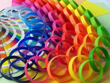 Bespoke Recycled PVC Wristband Supplier