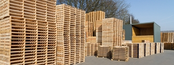 P&A Pallets & Packing Cases