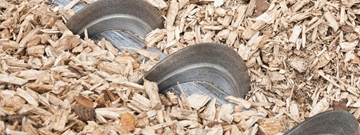 Recycled Woodchip Sale for Commercial Use