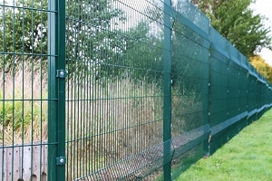 Security Fencing Design and Installation