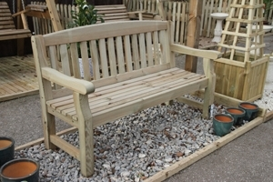 Outdoor Timber Products