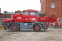 Package Crane Hire