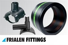 FRIALEN Electrofusion Fittings