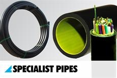 PE Liner Pipes