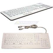 Compact Rigid Waterproof Keyboard