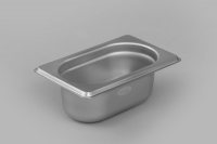 1/9 gastronorm ba19065 stainless steel food containers and pan