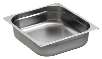 2/3 gastronorm ba23200 stainless steel food containers and pan