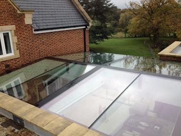Dual Pitched Rooflight