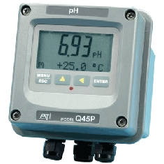 AutoClean pH/ORP Monitor
