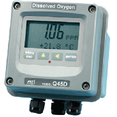 AutoClean Dissolved Oxygen monitor