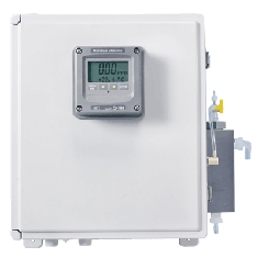 Buffered Total or Free  Chlorine Monitor