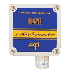 2-Wire Toxic Gas Transmitter