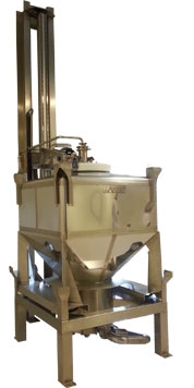 IBC Cleaning in Pharmaceutical Production