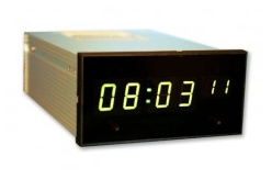 M350 LED Console Time Display
