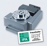 TC150T CL Rotary Indexing Tables