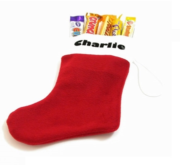 Christmas Stockings British Made to any size and colour