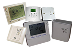 Wireless Programmable Room Thermostats