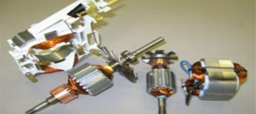 Electric Motor Parts & Spares