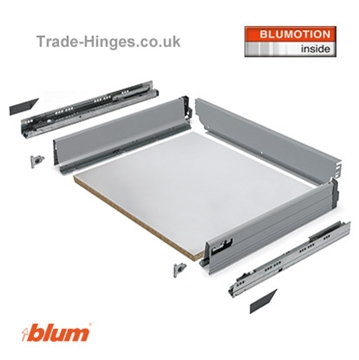 83mm High Tandembox Soft Close Drawer