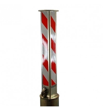 Fully Telescopic Security & Parking Post