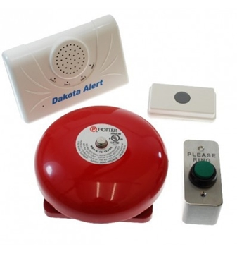 Warehouse Special Long Range Wireless Bell System