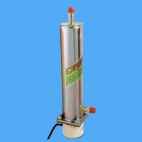 TL type vertical coolant heater