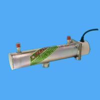 DH type heater