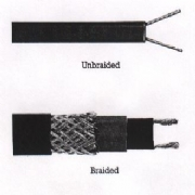 Unbraided Trace Heating Tapes