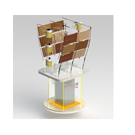 Plastic Display Stand Manufacture
