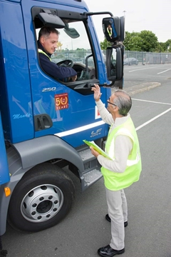 HGV LGV Training in High Wycombe
