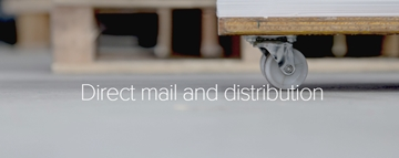 Direct Mail Printing Service