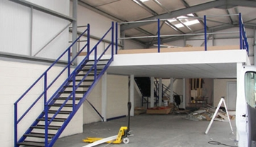 Cantilever Racking in Staffordshire