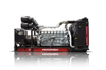 HTW Sets - 400V Mitsubishi diesel engines
