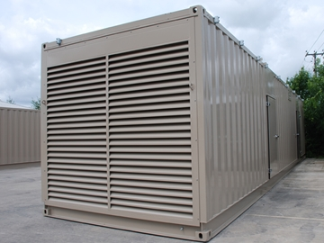 Acoustic Generator Container Manufacturing