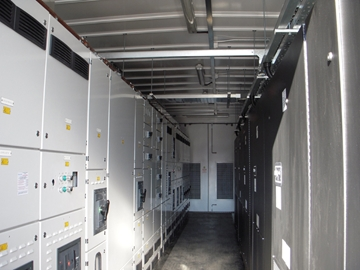 Generator Switchgear Containers