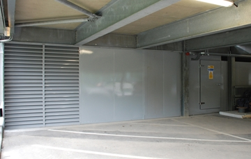 Generator Plant Room Enclosures