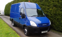 2008 Iveco 40C15 MWB High Roof **Only 2,000 miles from new**