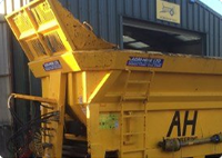 Grit Spreader Hire In West Sussex