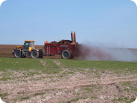 Bulk Spreading Services In West Sussex