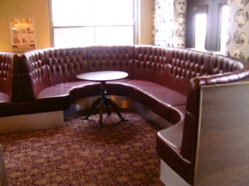 Classic Chesterfield Style Bench Seating