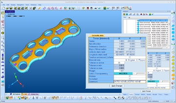 SmartFit 3D Analysis Package Software