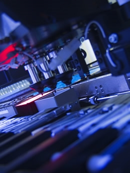 Electronic Component Sourcing Services